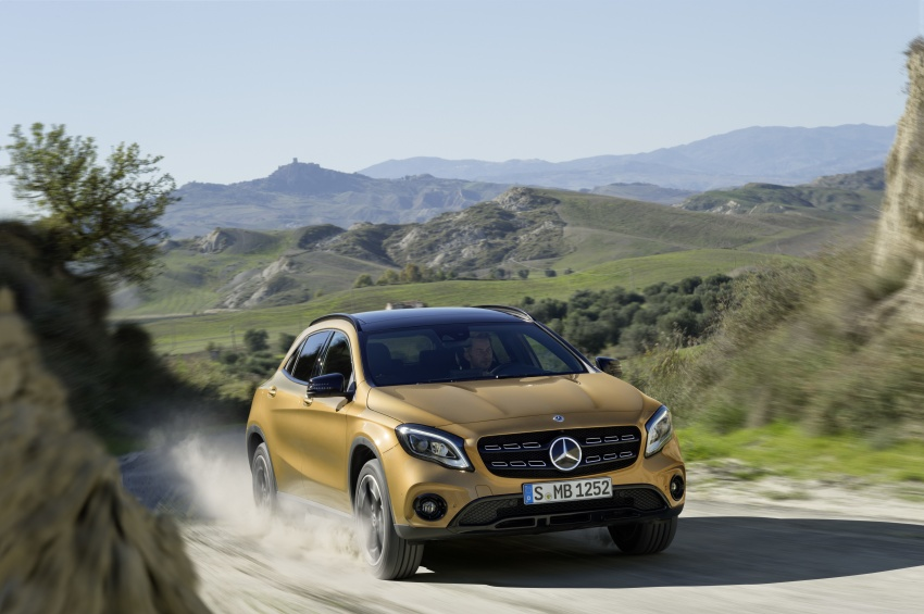 Mercedes-Benz GLA facelift (14)