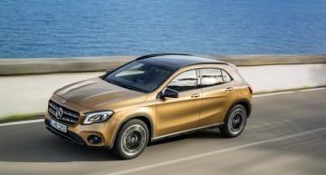 Domnul Personalitate! Acesta este Mercedes-Benz GLA facelift!
