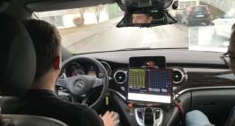 Mercedes-Benz are permisiunea să testeze mașini autonome pe drumurile publice
