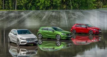 Mercedes-Benz își mărește gama compactă cu modele noi