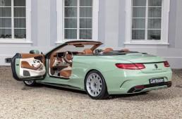 Diospyros: Carlsson ne prezintă superbul S-Class Cabrio