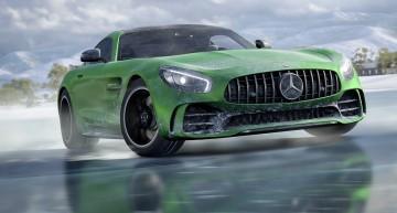 Mercedes-AMG GT R este star în jocul Forza Horizon 3