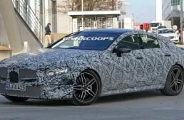 Noul Mercedes CLS își păstrează numele, va fi lansat anul viitor