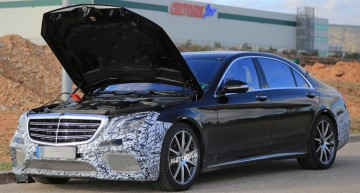 Mercedes S-Class facelift primește cea mai avansată tehnologie de conducere autonomă