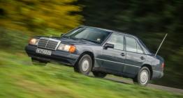 Mercedes E-Class cu un milion de km. AFLAȚI COSTURILE DE ÎNTREȚINERE