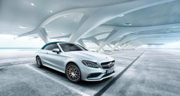 Summer wine: Ediții speciale de la Mercedes-AMG