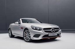 Mercedes SLC RedArt și SL designo Edition – Distracție în aer liber