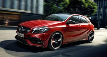 Reclamă la noul Mercedes-Benz A-Class – Pregătit pentru o nouă generație