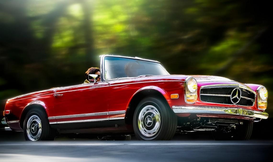 Iar premiul Oscar merge la… Mercedes-Benz! Iată cinci filme MB
