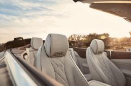 Să strălucească soarele! Mercedes-Benz arată interiorul noului E-Class Cabrio