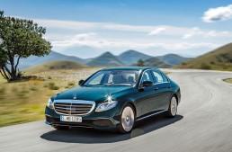 Mercedes-Benz E 350 e a trecut testul. Plug-in hybrid-ul a obținut Certificatul de Mediu