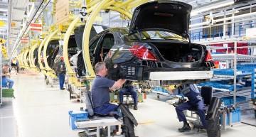Davai, Mercedes! Producătorul auto de lux va construi o uzină în Rusia