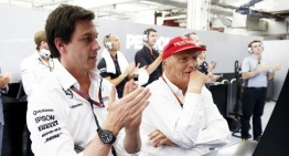 Rămân să mai câștige! Toto Wolff and Niki Lauda au semnat prelungirea contractelor cu Mercedes până în 2020