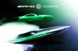 Mercedes-AMG GT R devine noua ambarcațiune Cigarette Racing