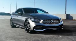 Noul Mercedes CLS 2018 într-o simulare digitală realistă