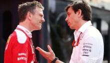 James Allison Toto Wolff
