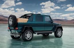 În lumina reflectoarelor – Mercedes-Benz E-Class Cabriolet and Mercedes-Maybach G 650 Landaulet