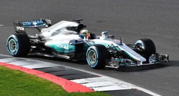 Monopostul de Formula 1 Mercedes W08 Hybrid EQ Power + lansat oficial