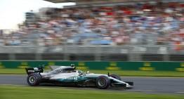 Mercedes încheie prima cursă a sezonului cu ambele monoposturi pe podium în Australia