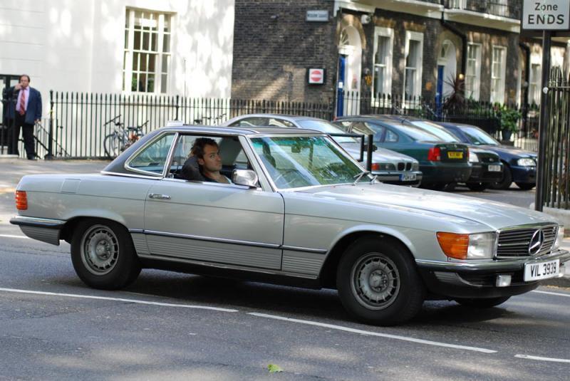 Actorul Jude Law și-a avariat Mercedes-ul într-un accident în centrul Londrei
