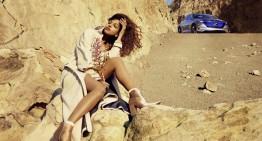 Concept EQ, vedetă într-o campanie de modă Mercedes-Benz