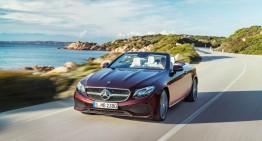 Bună dimineața, soare! Acesta este noul Mercedes-Benz E-Class Cabrio