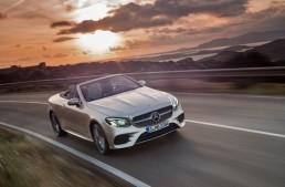 Decapotabila E-Class – Primul video cu VIP-ul Salonului Auto de la Geneva