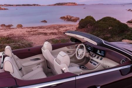 Mercedes-Benz E-Class Cabriolet (47)