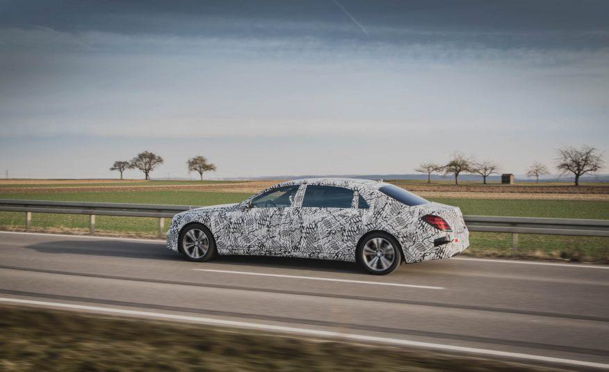 Mercedes-Benz S-Class 2017 (6)