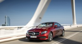 Test Mercedes Clasa E Coupe: pastila anti-claustrofobie