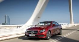 Test Mercedes Clasa E Coupe: pastila anti-claustrofobie
