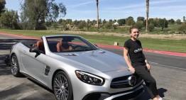 Simona Halep a primit un Mercedes-AMG SL63 de 8 Martie