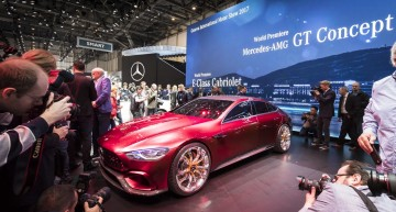 LIVE DE LA GENEVA: Standul Mercedes și toate premierele