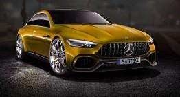 Conceptul Mercedes-AMG GT: Cum arată modelul de serie