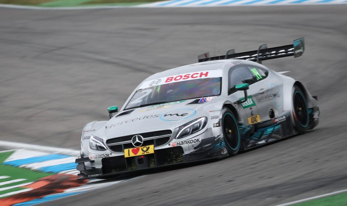 Podium la cursa #400 pentru Mercedes în DTM