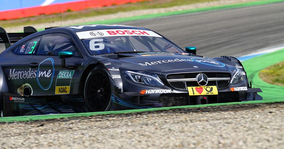 Mercedes-AMG vizează revanșa în DTM