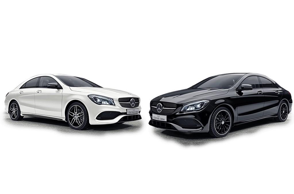 Forța să fie cu tine! Mercedes lansează CLA Star Wars Edition