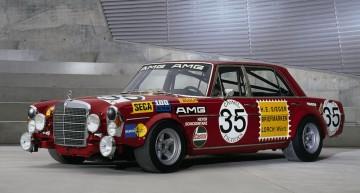 50 de ani de AMG – Succesul era singura opțiune