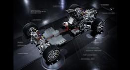 Mercedes-AMG R50, hypercar cu 5 motoare și 1.000+ CP