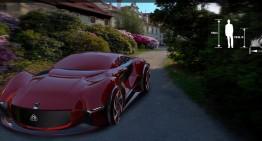 Conceptul Mercedes-Maybach ECHO – Un Maybach pentru 2030