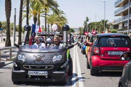 parada smart Spania