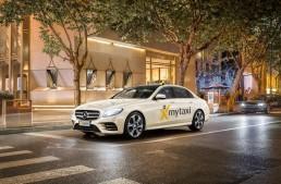 Mytaxi, rivalul Uber patronat de Daimler, vine în România