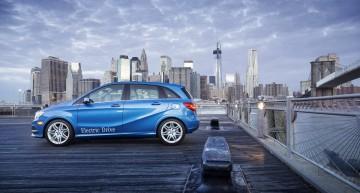 Mercedes renunță la B-Class Electric Drive