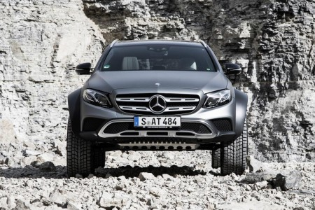 Mercedes-Benz E-Class All-Terrain 4x4² (5)