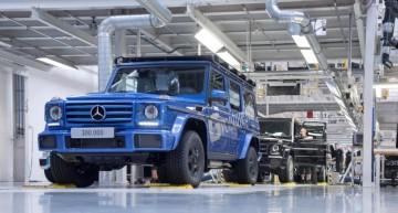 Record de producție: G-Class-ul cu numărul 300.000 a fost construit la Graz