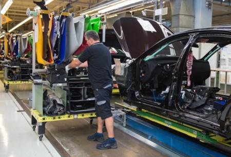 Mercedes-Benz S-Class Sindelfingen