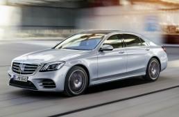 Prețurile pentru Mercedes-Benz S-Class facelift în România pornesc de la 96.000 de euro
