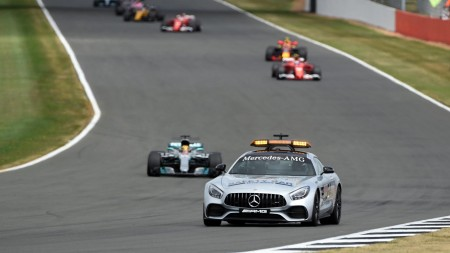 Safety Car Silverstone