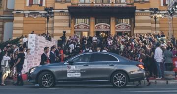 Mercedes la TIFF 2017: Tradiție și inovație