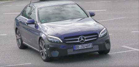 2018 Mercedes-Benz C-Class facelift (3)